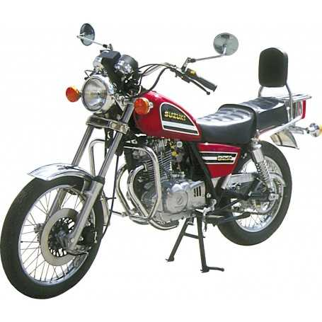 (55028) Protector De Motor (Defensa) (Tubo diametro 30 Mm) Suzuki Gn 125 / 250