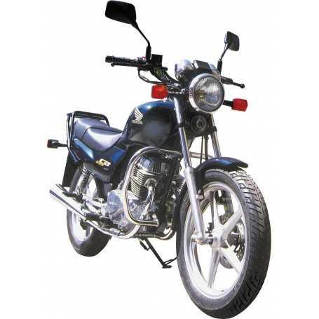 (54415) Protector De Motor (Defensa) Negro (Tubo diametro 30 Mm) Honda Cb 250