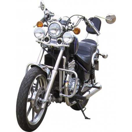 (54766) Protector De Motor (Defensa) (Tubo diametro 25 Mm) Kawasaki Vulcan 500 (Llanta