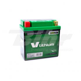 (442867) Bateria V Lithium LIB12 (Impermeable + Indicador de carga)