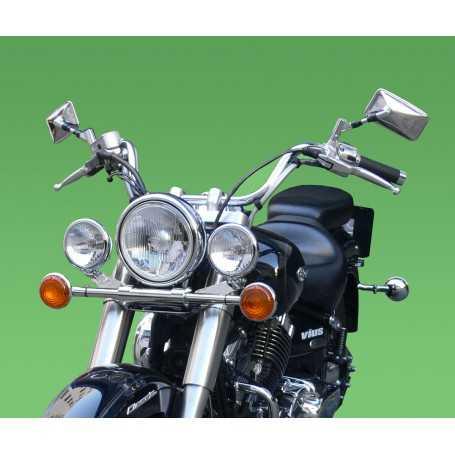 (110466) Soporte De Faros Pl Yamaha Drag Star 1100 Classic Xvs