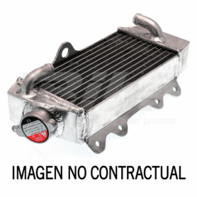 (476316) Radiador Soldado Izquierdo KTM SX F 450 Año 13-15