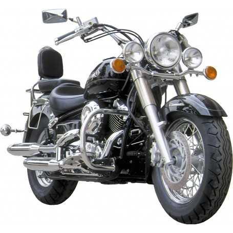 (110409) Protector De Motor (Defensa) (Tubo diametro 30 Mm) Yamaha Drag Star 650 Classi