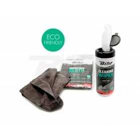 (477854) Bote 50 toallitas de limpieza multiusos + paño microfibra