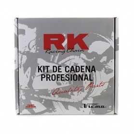 (416109) KIT DE ARRASTRE RK HONDA HS D 100 Año 84-93