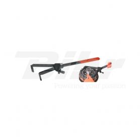 (478471) Herramienta Universal para bloquear volante y poleas con pins. Apertura 70-125mm