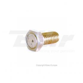 (478745) Tornillo imán captador velocímetro KOSO M6 x 1 x 24 BF010600-n