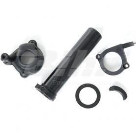 (478792) Acelerador con maneta Domino Piaggio 119mm 3747.03