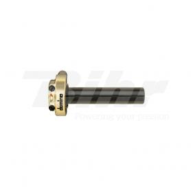 (478991) Acelerador rápido Domino XM2 oro sin puños 3847.03-01