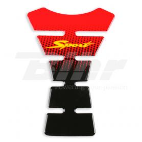 (479028) Protector deposito Sport Rojo