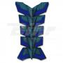 (479033) Protector de depósito carbono. Azul