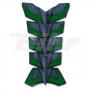 (479035) Protector de depósito carbono. Verde