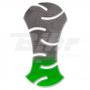 (479038) Protector de depósito carbono. Verde