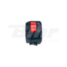 (479080) Mando eléctrico completo Domino derecho Derbi 0220AB.3B.04-00