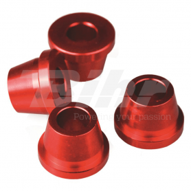 (479372) Casquillo de tija SCAR Honda rojo SCCRF