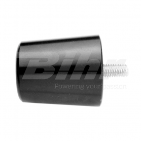 (479322) Jgo contrapesos aluminio Piaggio. Negro