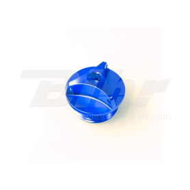 (479447) Tapon llenado de aceite Pro-Bolt BMW Aluminio azul M24x2 OFCB30B