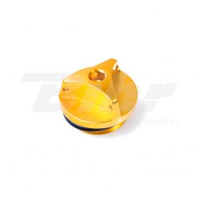 (479469) Tapon de llenado de aceite Pro-Bolt Yamaha Aluminio oro OFCY10G