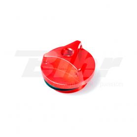 (479470) Tapon llenado de aceite Pro-Bolt Yamaha Aluminio rojo OFCY10R