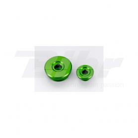 (479489) Tapon motor verde Kawasaki