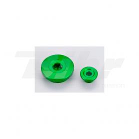 (479492) Tapon motor verde Kawasaki