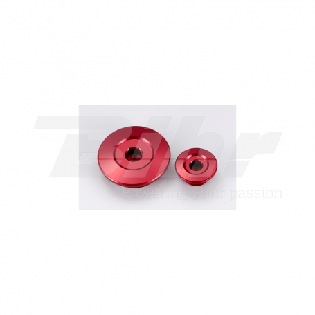 (479496) Tapon motor rojo Honda