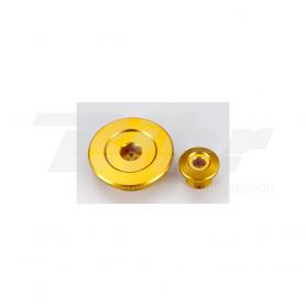 (479497) Tapon motor amarillo Suzuki