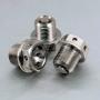 (479502) Tornillo vaciado de carter magnético Pro-Bolt M14x1,25 x 12mm Titanio Natural TISUMP1412FMAG
