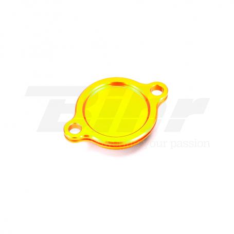 (479503) Tapa filtro de aceite amarillo Suzuki
