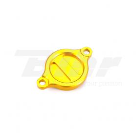 (479504) Tapa filtro de aceite amarillo Suzuki