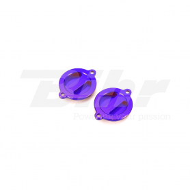 (479506) Tapa filtro de aceite azul Husqvarna 14-15