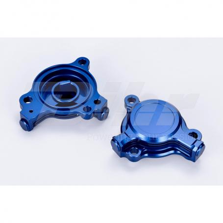 (479509) Tapa filtro de aceite azul Yamaha