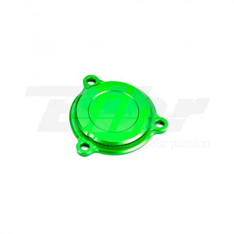 (479521) Tapa filtro de aceite verde Kawasaki
