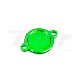 (479522) Tapa filtro de aceite verde Kawasaki Suzuki