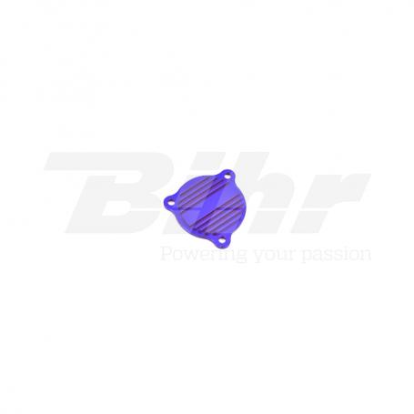 (479540) Tapa bomba aceite azul Husqvarna 14-15