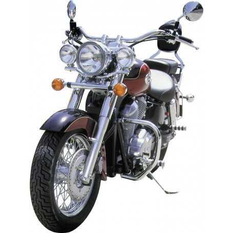 (54512) Protector De Motor (Defensa) (Tubo diametro 30 Mm) Honda Vt 750 Shadow