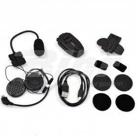 (501391) Kit interfono Bluetooth individual Bikecomm Salut
