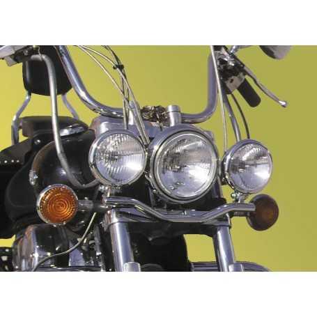 (110445) Soporte De Faros Yamaha Drag Star 1100 Xvs