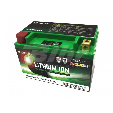 (499908) Bateria de litio Skyrich LITX7A (Con indicador de carga)