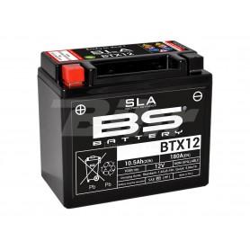 (586665) Bateria BS ROYAL ENFIELD Electra 500 Año 09-14 20,3kw (BTX12 FA)