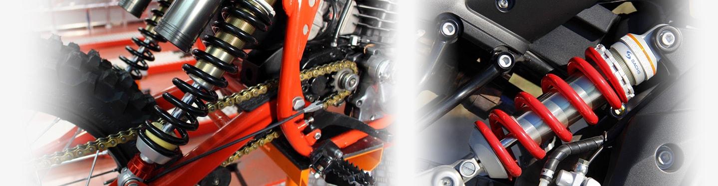 Amortiguadores motos baratos