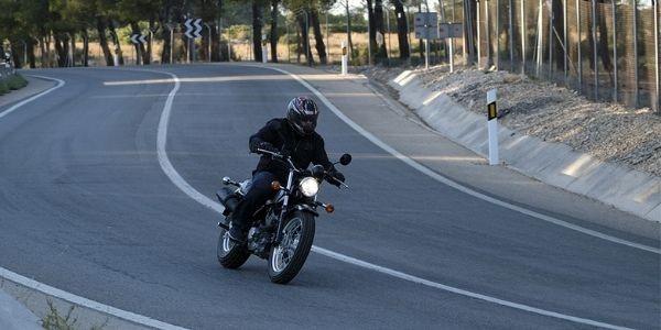 Llega el buen tiempo, Llegan las rutas con moto